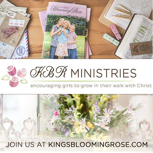 KBR Ministries: Encouraging Girls to Grow in their Walk with Christ